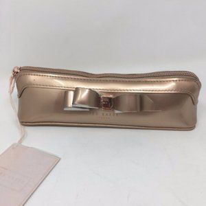 Casella Bow Pencil Case/Cosmetic Bag